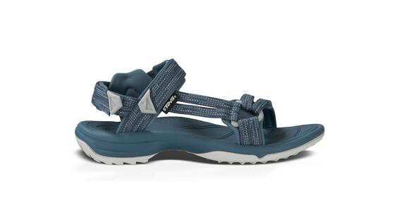 Teva Terra Fi Lite Sandals Women City Light Vintage Blue